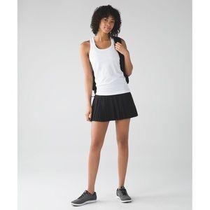 Lululemon Pleat To Street Skirt NWOT